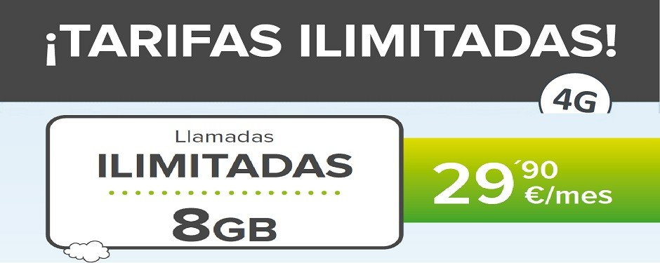 TARIFAS MOVIL ILIMITADAS 8GB, CONSÚLTANOS CONDICIONES 984200340